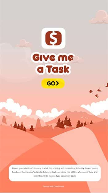 Give Me a Task